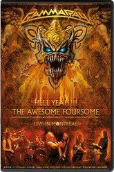 Gamma Ray: Hell Yeah!!! The Awesome Foursome: Live In Montreal Trailer