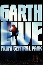 Garth Live from Central Park Trailer