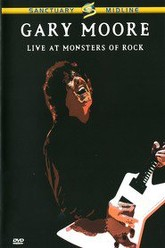 Gary Moore - Live at Monsters of Rock Trailer