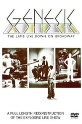Genesis - The Lamb Live Down on Broadway Live 1975 Trailer