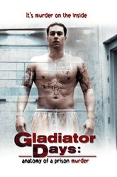 Gladiator Days: Anatomy of a Prison Murder Trailer