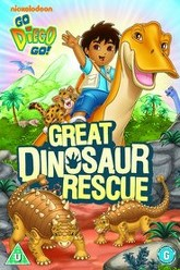 Go, Diego, Go!: The Great Dinosaur Rescue Trailer