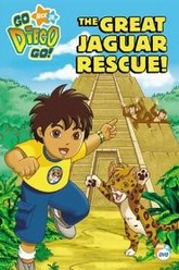 Go Diego Go! - The Great Jaguar Rescue Trailer