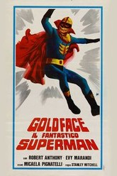 Goldface, the Fantastic Superman Trailer