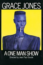Grace Jones: A One Man Show Trailer