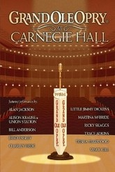 Grand Ole Opry at Carnegie Hall Trailer