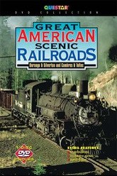Great American Scenic Railroads, Volume 5 of 6, Durango and Silverton & Cumbres and Toltec Trailer
