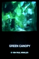 Green Canopy Trailer