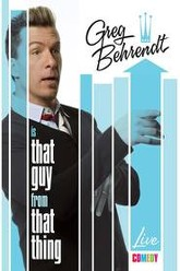 Greg Behrendt is That Guy from That Thing Trailer
