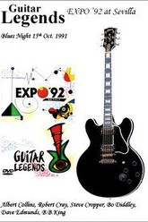 Guitar Legends EXPO '92 at Sevilla - The Blues Night Trailer