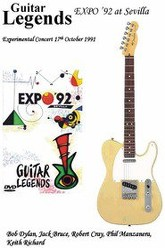 Guitar Legends EXPO '92 at Sevilla - The Experimental Night Trailer