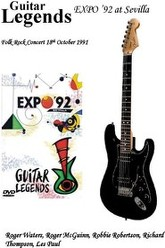 Guitar Legends EXPO '92 at Sevilla - The Folk Rock Night Trailer