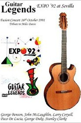 Guitar Legends EXPO '92 at Sevilla - The Fusion Night Trailer