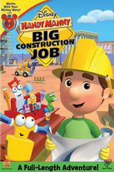 Handy Manny: Big Construction Job Trailer