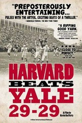 Harvard Beats Yale 29-29 Trailer