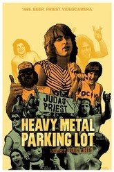 Heavy Metal Parking Lot Trailer