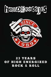 Heideroosjes - 23 Years Of High Energized Rock & Roll Trailer