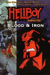 Hellboy Animated: Blood and Iron Trailer