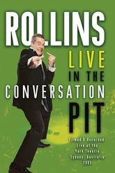 Henry Rollins: Live in the Conversation Pit Trailer