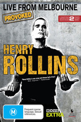 Henry Rollins Provoked: Live From Melbourne Trailer