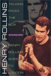 Henry Rollins: Talking From The Box Trailer