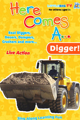 Here Comes A... Digger Trailer