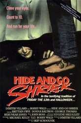 Hide and Go Shriek Trailer