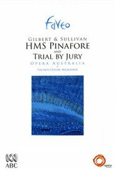H.M.S. Pinafore and Trial By Jury Trailer