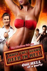 I Hope They Serve Beer in Hell Trailer