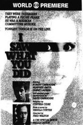 I Saw What You Did Trailer