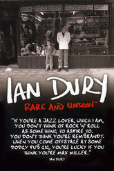 Ian Dury - Rare And Unseen Trailer