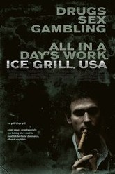 Ice Grill, U.S.A. Trailer