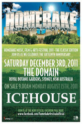 Icehouse Plays Homebake Trailer