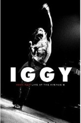 Iggy Pop Live at the Avenue B Trailer