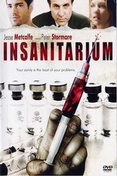 Insanitarium Trailer