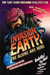 Invasion Earth: The Aliens Are Here Trailer