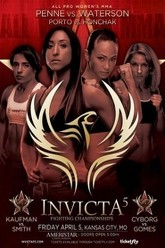 Invicta FC 5: Penne vs Waterson Trailer