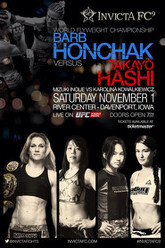 Invicta FC 9: Honchak vs. Hashi Trailer
