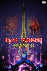 Iron Maiden: [1986] Somewhere in Paris Trailer