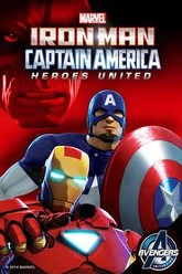 Iron Man & Captain America: Heroes United Trailer