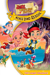 Jake and the Never Land Pirates: Jake's Never Land Rescue Trailer
