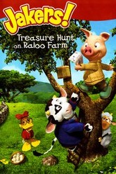 Jakers! Treasure Hunt On Raloo Farm Trailer