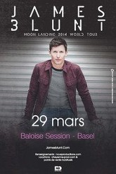 James Blunt at Baloise Session Trailer