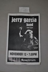 Jerry Garcia Band: The Spectrum, Philadelphia, PA Trailer