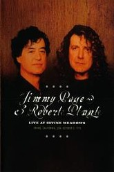 Jimmy Page and Robert Plant: Live at Irvine Meadows Trailer