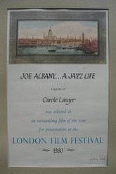 Joe Albany... a Jazz Life Trailer