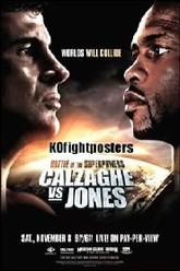 Joe Calzaghe vs. Roy Jones Jr Trailer