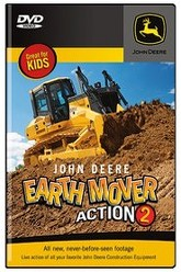 John Deere Earth Mover Action 2 Trailer