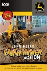 John Deere Earth Mover Action Trailer