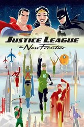 Justice League: The New Frontier Trailer
